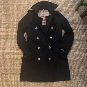 Authentic Burberry Brit trench coat- missing belt